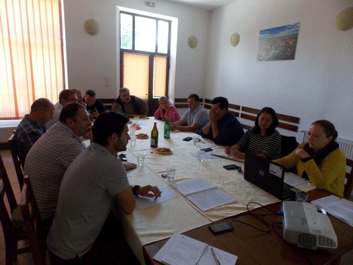 Egyeztetés multifunkcionális központok támogatása